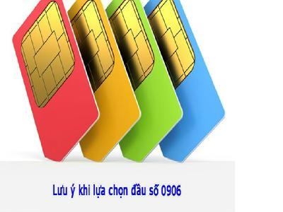 Bạn có biết ý nghĩa và thông tin về đầu số 0906 là mạng gì hay không?