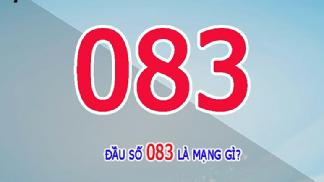 Đầu số 083 là mạng gì mà lại được nhiều người ưa chuộng?