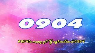 Đầu số 0904 là mạng gì? Các lưu ý khi lựa chọn sim 0904