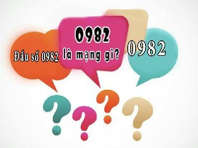 Giải mã sức hút của đầu số 0982 mà bạn chưa từng biết