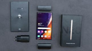 Trên tay điện thoại Note 20 Ultra 5G Chi Tiết Đánh Giá